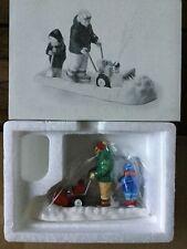 Dept 56 Snow Village® Let It Snow - Brand New - In Plastic