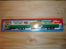 "TEKNO VOLVO F12  intercooler  "" transflora holland "" 1/50"