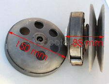 SECONDARY REAR CLUTCH DRIVEN PULLEY HONDA HELIX CN250 JONWAY YY250T ROKETA BMS