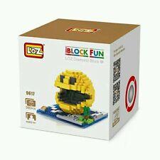 Píxeles Pacman Bloques Armar Figura Mini Kit De Construcción twoy Cartoon Juego