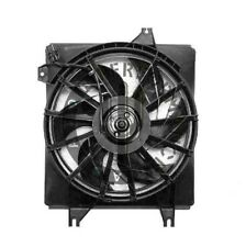 Engine Cooling Fan Assembly Performance Radiator 600480