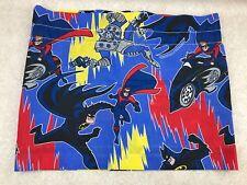 Batman & Robin Window Valance 1996 The Bibb Company 84x17 DC Comics Animated