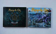 Mägo De Oz Atlantia - Gaia III Spain 2CD Digipak 2010 + Slipcase Metal Folk