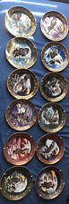 Royal Doulton Freedoms Foundation at Valley Forge Eagle Collector Plate Set 12