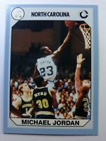 1990 Collegiate Collection Michael Jordan #89, North Carolina Tar Heels, Bulls
