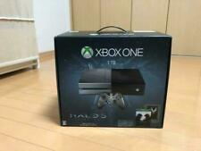 Microsoft Xbox One 1TB HALO 5: Guardians Complete Set Boxed Excellent Condition