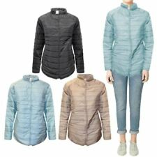 Winter Full Length Quilted Coats & Jackets for Women