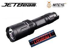 New Jetbeam Niteye TH20 Cree XHP70.2 3450 Lumens LED Flashlight ( With 18650 )