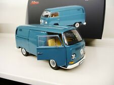 1:18 Schuco VW T2 T2a Kasten blau Edition 500 pieces 450019700 NEU NEW
