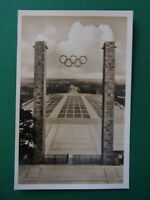 Ansichtskarte Reichssportfeld Osttor Olympia Berlin 1936 - 01485