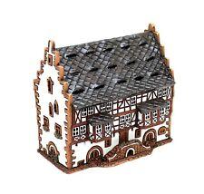 cerámica casa de velas lichterhaus CASA ORFEBRE HANAU 13cm 40566