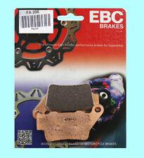 EBC FA208R Sinterizado Pastillas de freno trasero HUSQVARNA WR WR300 2006-13 y WR360 1995-03