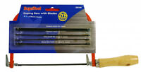 """6.5"""" Coping hand Saw with 5 Blades"""