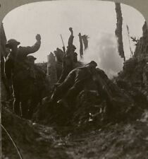 North Country Troops Bomb Hun Machine-Gunners Out of Their Lairs in Polygon Wood