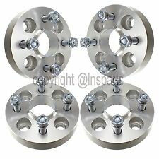 4pcs 25mm Hubcentric 4x100 Wheel Spacers Honda EF EG EK EJ EP Civic JDM | 56.1mm