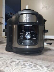Ninja Foodi Pressure Cooker & Air Fryer - Silver