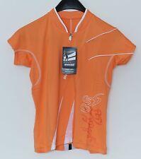 SALE: Babolat Performance Damen-Polo Shirt orange, Größe S, stark reduziert*