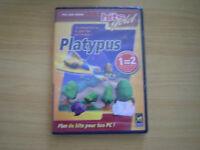 pc cd-rom platypus