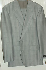 Rare Bruno Kirches Suit Size 36 Regular Original unused Tags Single Breasted