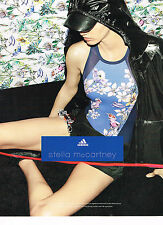 PUBLICITE ADVERTISING 014   2013   ADIDAS  vetements de sport STELLA MAC CARTNEY