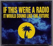 If This Were A Radio..1989 US Island promo 3CD U2 Gavin Friday Melissa Etheridge