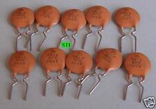 180pf Ceramic Disc Capacitors 100V 180 pf (10 Qty)