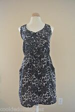 BEBOP JUNIORS BLACK WHITE LACE COCKTAIL EVENING PARTY DRESS SIZE M MEDIUM SALE