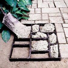 Stone Mold Pathmate Step Pavement Garden Yard Walk Paver Paving Pattern Concrete