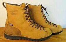 """Danner Elk Hunter 8"""" Brown 61020 Hunting Boots Size Men's 14D"""