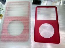 NEW ipod classic red front housing case cover for 6th 7th gen 80GB 120GB  160GB