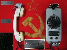 Military Naval Ship's Phone TAS-M Soviet Russian #7024 USSR GLOW in DARK!