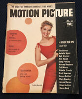 MOTION PICTURE MAGAZINE - January, 1958 - DEBBIE REYNOLDS