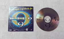 CD AUDIO / LES MUSIQUES INSPIRÉES DU JEU WILD 9 CD PROMO 6 TRACKS PLAYER ONE