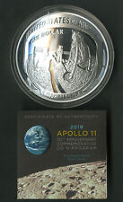 US Coin 2019 Apollo 11 50th Anniversary 5oz Silver Dollar MIB Proof