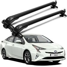 For Toyota Prius 2002-2016 2Pcs Car Roof Rack Cross Bar Top Luggage Carrier