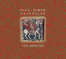 PAUL SIMON GRACELAND REMIXES You Can Call Me Al remix groove armada oakenfold CD