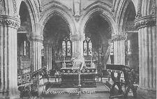 Vintage Postcard Photograph, Rosslyn  Chapel #12 Holy Grail Knights Templar