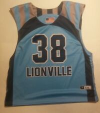 Lionville Lacrosse Adult Lax Jersey Team Issued L/XL Town Center Pharmacy #38