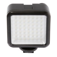 Portable 49 LED Video Light Photo Studio Lighting Lamp for Canon 7D 6D 5D SLR