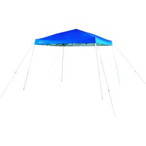 Ozark Trail 10'x10' Instant Slant Leg Canopy Outdoor Patio Folding Gazebo Canopy