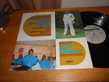 Sim Wilson Jr w/ John Howard Caravan 80s GOSPEL LP If You Need a Blessing 1981