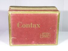 Zeiss Ikon: box for Contax