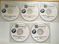 BMW DIS V44, V57, SSS V63 & TIS V8 GT1 INPA EDIABAS DIAGNOSTIC DEALER SOFTWARE