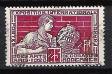 France 1924 arts décoratifs Yvert n° 212 oblitéré 1er choix (3)