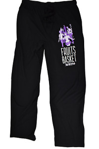 Fruit Basket Mens Group Photo Lounge Pajama Sleep Pants New S, M, L, XL, 2XL