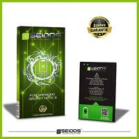 Seidos® NFC Akku für Samsung Galaxy Note 3 GT-N9000 LTE GT-N9005 EB-B800BE III