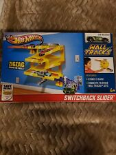 Hot Wheels Wall Tracks Switchback Slider NEW