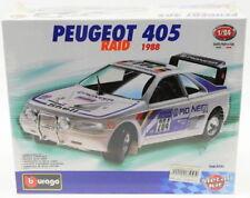 Véhicules miniatures cars 1:24 Peugeot