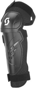 Scott Attack Cycling Knee Guards - Black