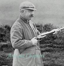 New Duke Of Devonshire Victor Cavendish & Son William 1908 Photo Article A154